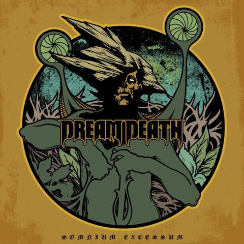Dream Death Somnium Excessum LP Smoky Grey Vinyl