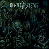 Dead Existence - Born into the Planet's Scars CD