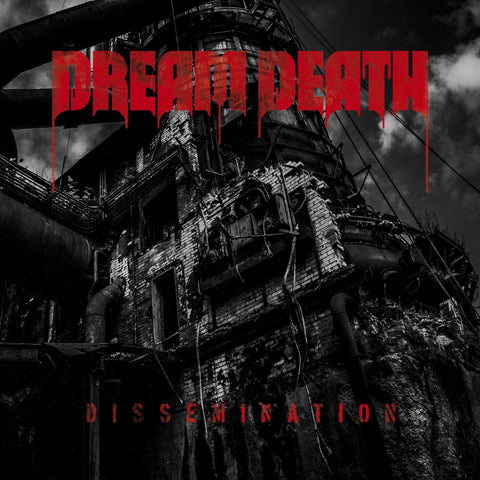 Dream Death - Dissemination LP on Red Vinyl