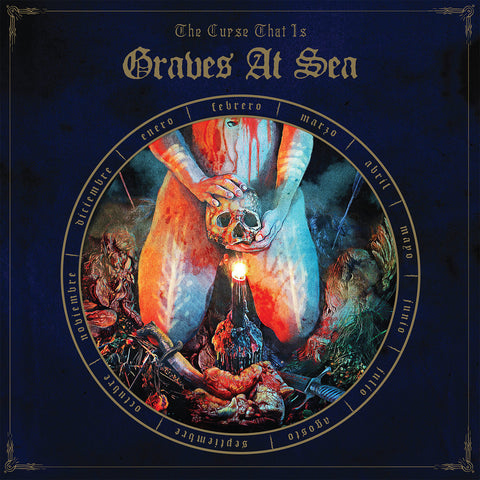 Graves At Sea The Curse That Is LP + download
