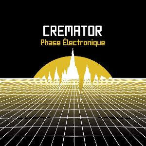 Cremator - Phase Electronique Cassette Tape