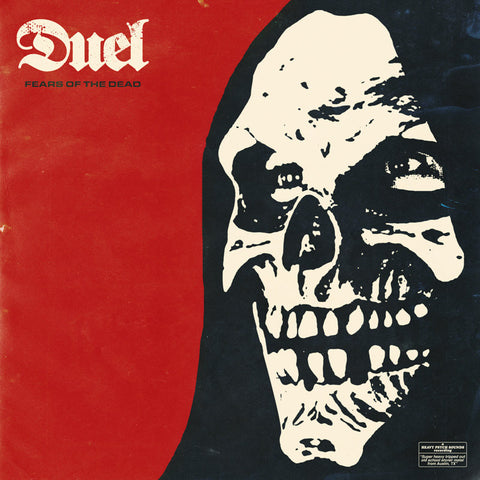 Duel - Fears of the Dead on Red vinyl