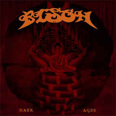 Bison BC Dark Ages LP vinyl in a gatefold sleeve