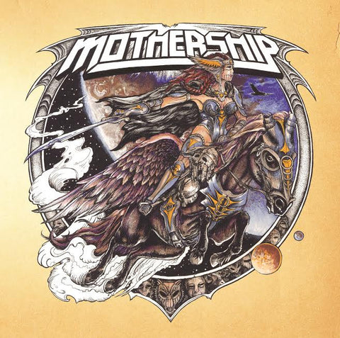 Mothership II (2) LP on Black vinyl