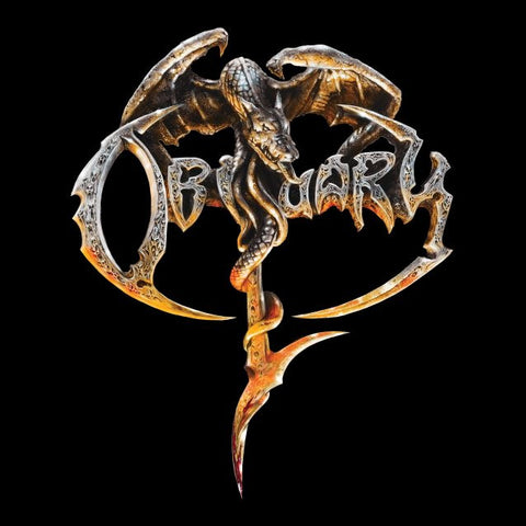 Obituary Self Titled LP vinyl + download