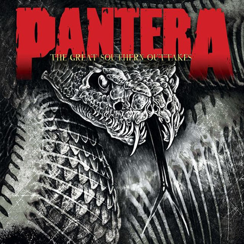 Pantera The Great Southern Outtakes LP 180gm Vinyl + download