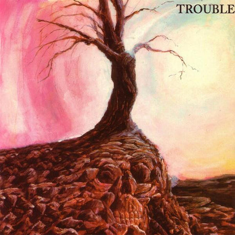Trouble Psalm 9 LP Black vinyl