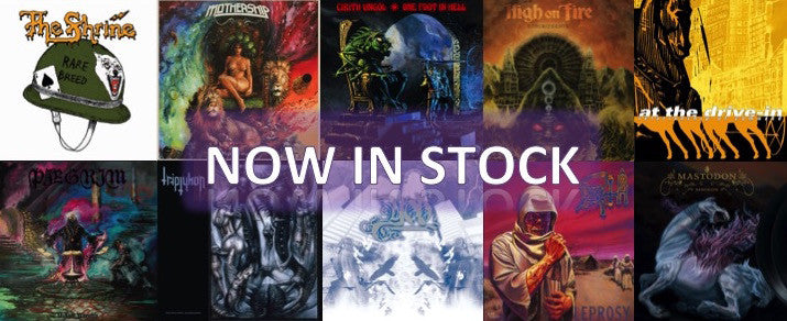 Heavy Ritual Records Now in stock 5th April 2015