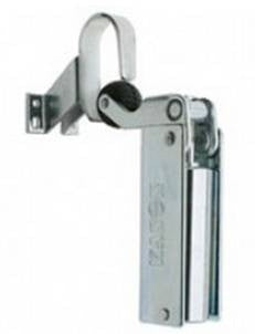 Kason 1092 Door Closer and Flush Hook - Absolute Coldroom