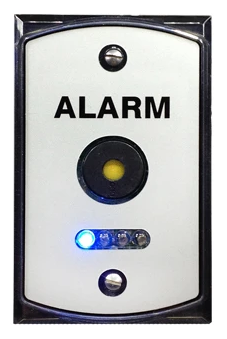 Entrapment Alarm for Cold Rooms