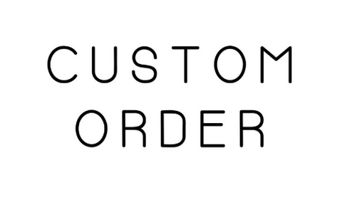 Custom Order - Dartmoor Deer Services 17.06.20