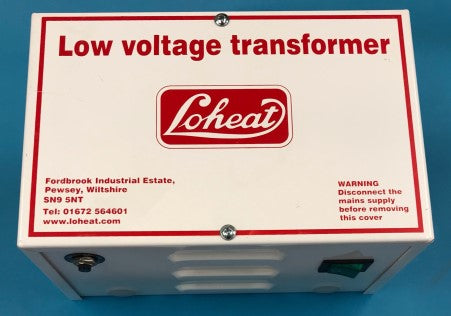 Loheat Heater Tape Transformer