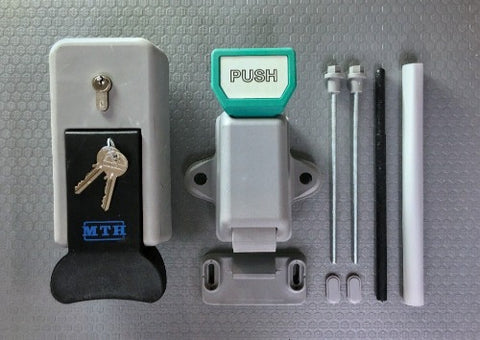 MTH Coldroom Door Handle Kit - Locking - Absolute Coldroom