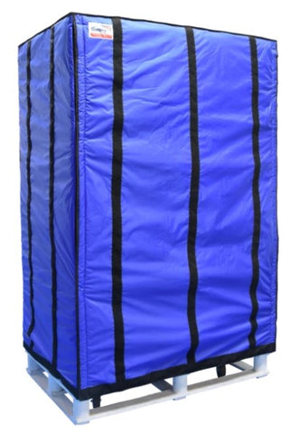 Tempro Insulated Adjustable Pallet Cover - Absolute Coldroom