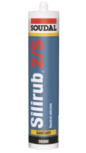 Soudal Silirub S2 - Silicone Sealant - Absolute Coldroom