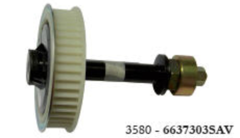 Fermod 3500 Series Clutch Assembly - Absolute Coldroom