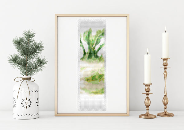 Vegetable Cross Stitch