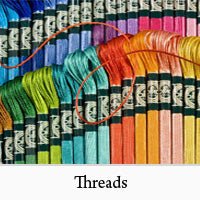 Cross Stitch Threads, Cross Stitch Floss