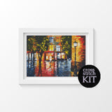 Waiting For You Cross Stitch Kit - The Art of Cross Stitch