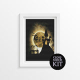 Halloween Night Cross Stitch Kit - The Art of Cross Stitch
