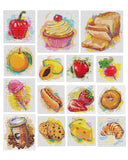 Kitchen Cross Stitch Pattern by Kitchen Series