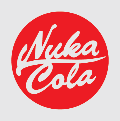 Fallout Nuka Cola Decal