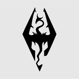 Skyrim Decal