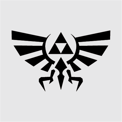Legend of Zelda Decal