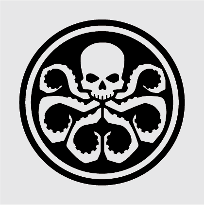 Hydra Decal