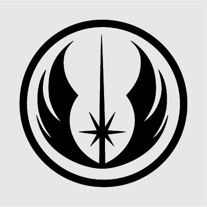 Star Wars Jedi Order Decal
