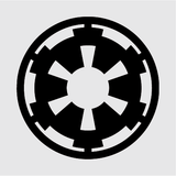 Star Wars The Empire Decal