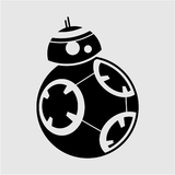Star Wars BB-8 Decal