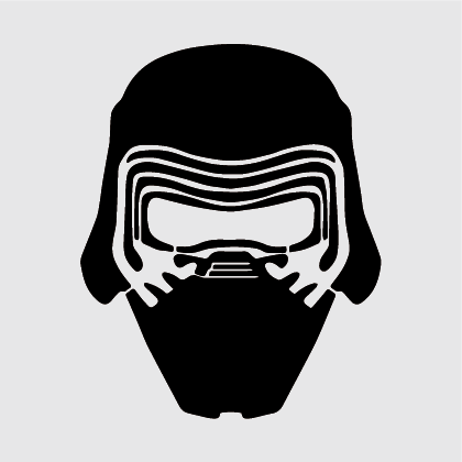 Star Wars Kylo Ren Decal