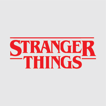 Stranger Things Decal