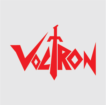 Voltron Decal