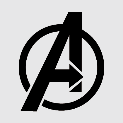 Avengers Decal