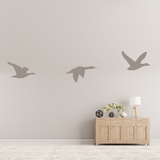 Custom Flying Geese Wall Decal