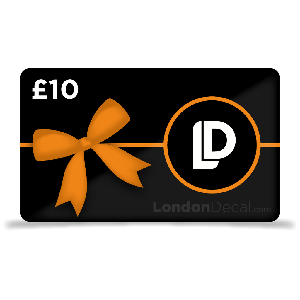 LondonDecal Gift Card