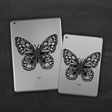 Butterfly iPad Decal