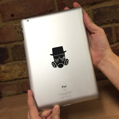 Heisenberg iPad Decal