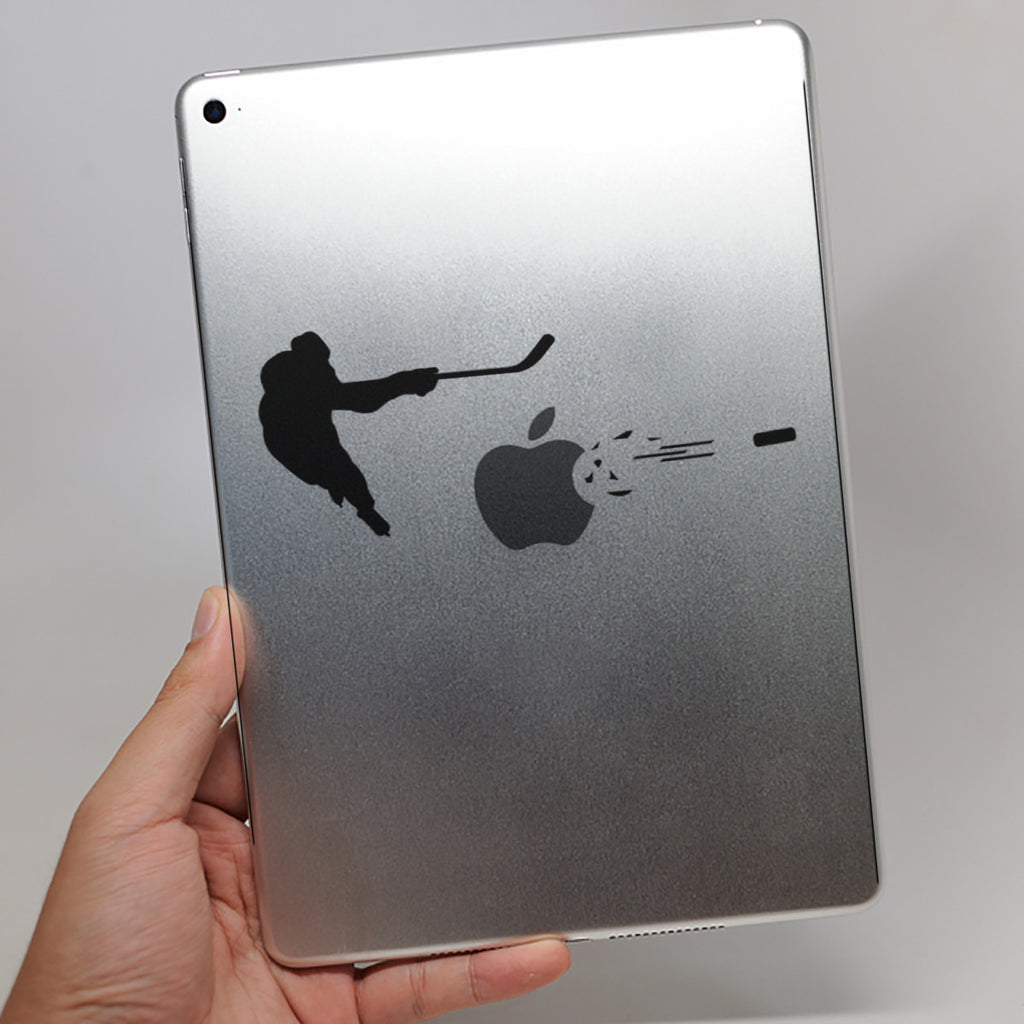 Ice Hockey iPad Decal