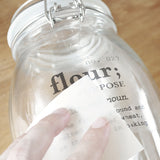 JAR LABELS - Kitchen Decals