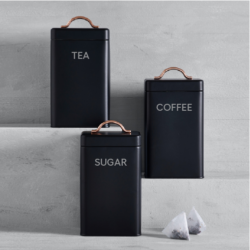 TEA COFFEE SUGAR - Kitchen Decals