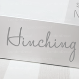 HINCHING - Mrs Hinch Inspired Decals