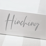 HINCHING - Mrs Hinch Inspired Decals (Type 2)