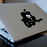 Guitar Macbook Decal