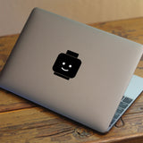 Lego Head Macbook Decal