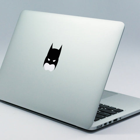 Batman Head Macbook Decal