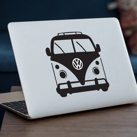 VW Camper Macbook Decal