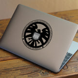 Agents of Shield Macbook Decal
